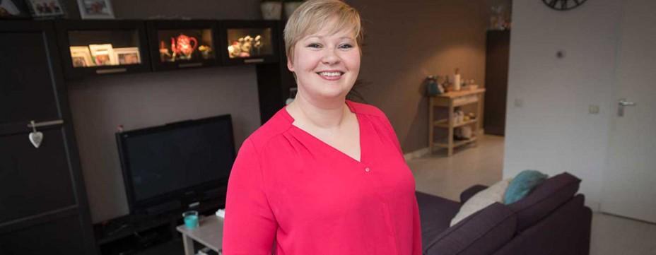 Sandra Herps, een overtuigende Slimmer Kopen ambassadeur