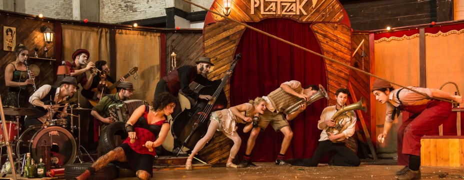 Informatie over ongeval tijdens circusvoorstelling Kermiz