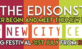 31 juli: Meet the Edisonstreet