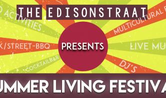 Zondag 31 juli: Summer Living Festival @ The Edisonstraat
