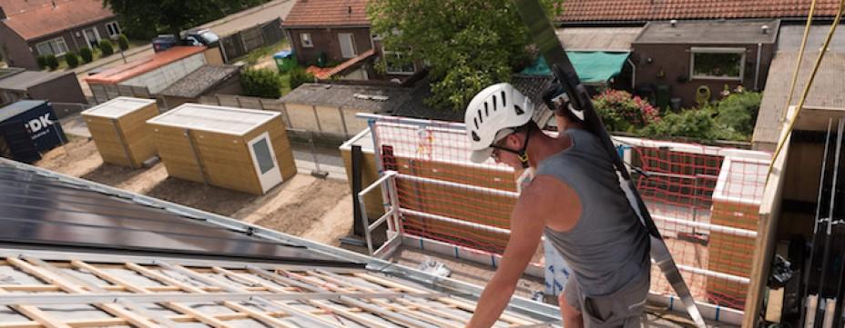 Sint Trudo verduurzaamt al haar woningen