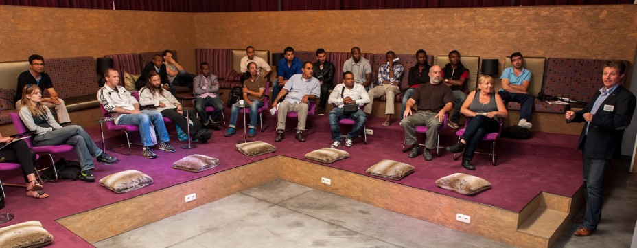 Burgerdebat over wonen in het Eindhoven van de toekomst