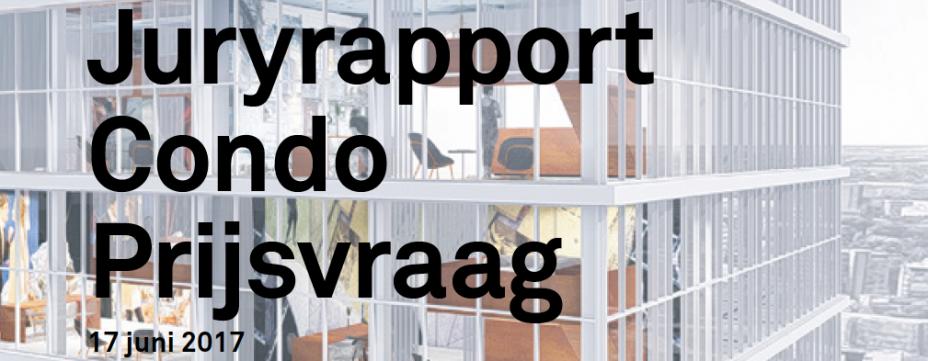 IAA Architecten wint Condo Prijsvraag