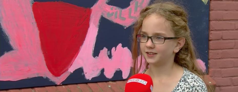 Film: Kids fleuren Woensel-West op