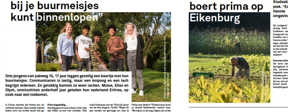Sint Trudo bijlage Groot Eindhoven september