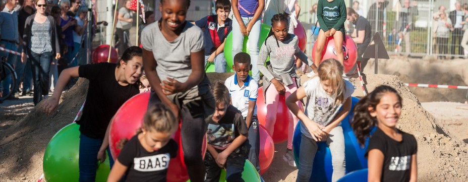 Help het Kids Plus project in Woensel-West