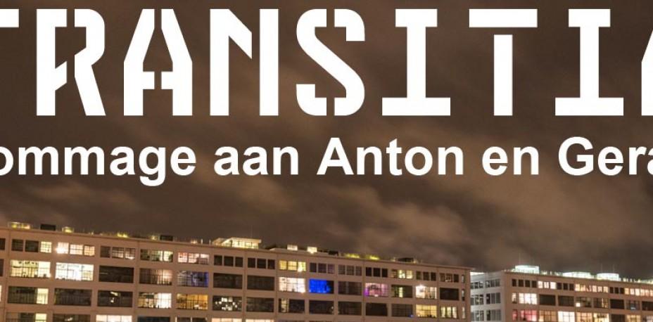 10 november: TRANSITIA, hommage aan Anton en Gerard