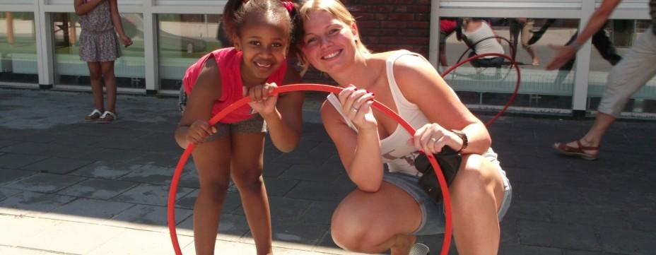 Borrelen en babbelen in Vrijwilligerscafé Woensel-West