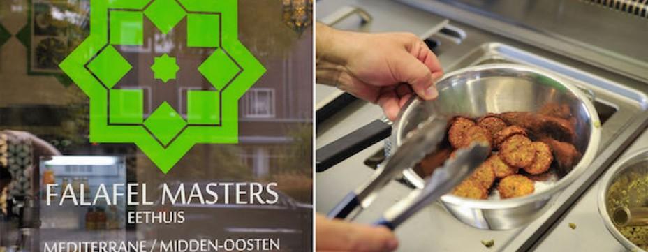 Woensel Westside Stores #19: Falafel Masters