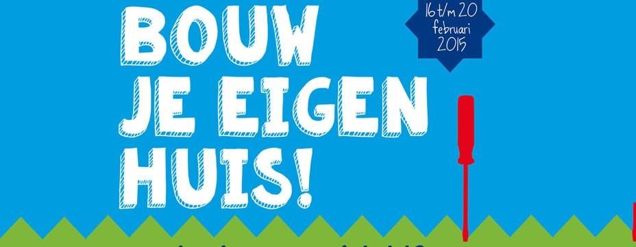 Leuke kinderactiviteit in Woensel-West: Bouw Je Eigen Huis