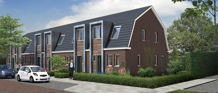 Landelijk wonen in Sterksel vanaf € 123.200