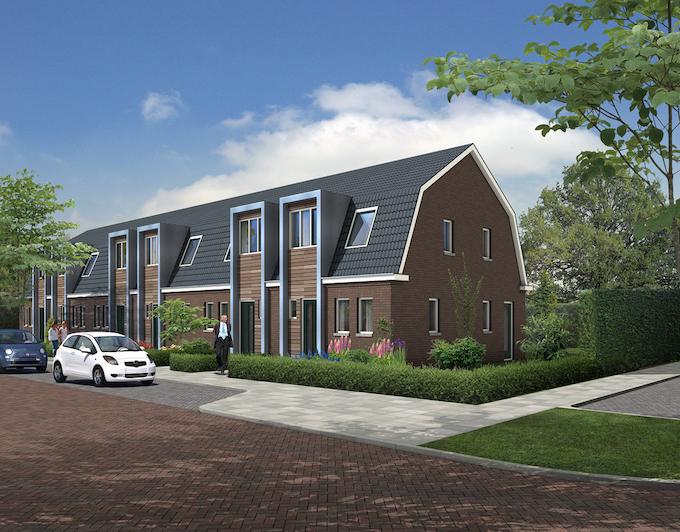 Start bouw Slimmer Kopen® woningen in Sterksel